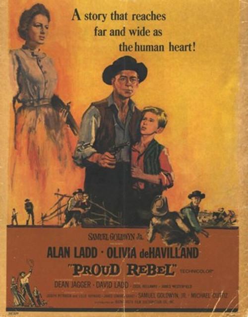 Proud Rebel Movie Poster (11 x 17) - Item # MOV280557