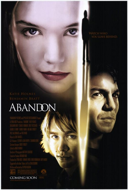 Abandon Movie Poster Print (27 x 40) - Item # MOVIH0673
