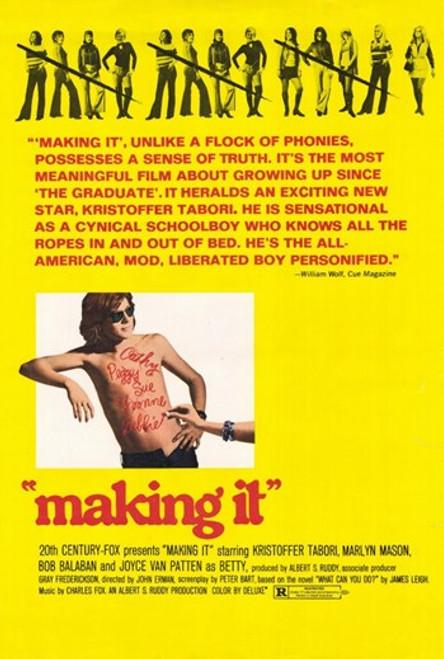 Making it Movie Poster (11 x 17) - Item # MOV232567