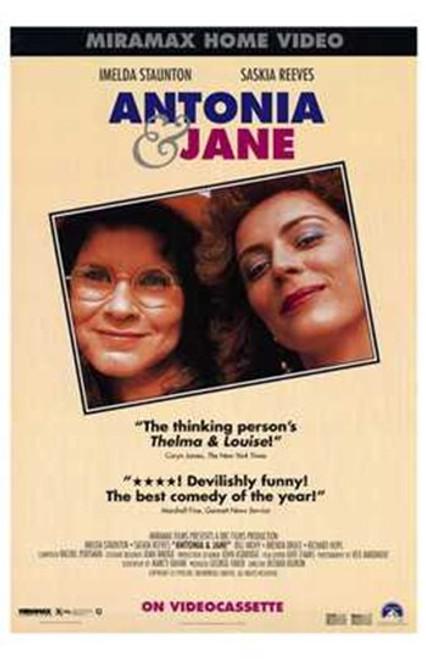 Antonia and Jane Movie Poster (11 x 17) - Item # MOV210035