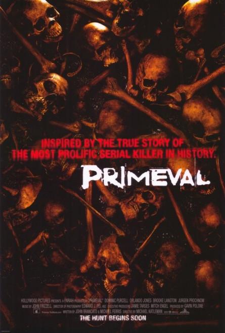 Primeval Movie Poster Print (27 x 40) - Item # MOVIH6946