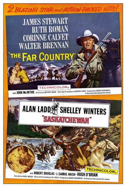 Far Country / Saskatchewan Movie Poster Print (27 x 40) - Item # MOVAH6649