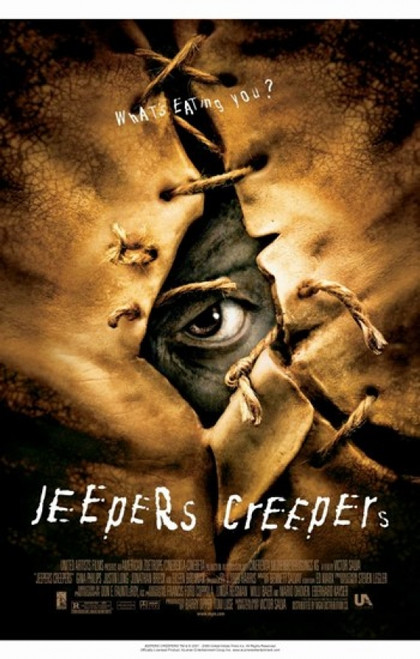 Jeepers Creepers Movie Poster (11 x 17) - Item # MOV190492