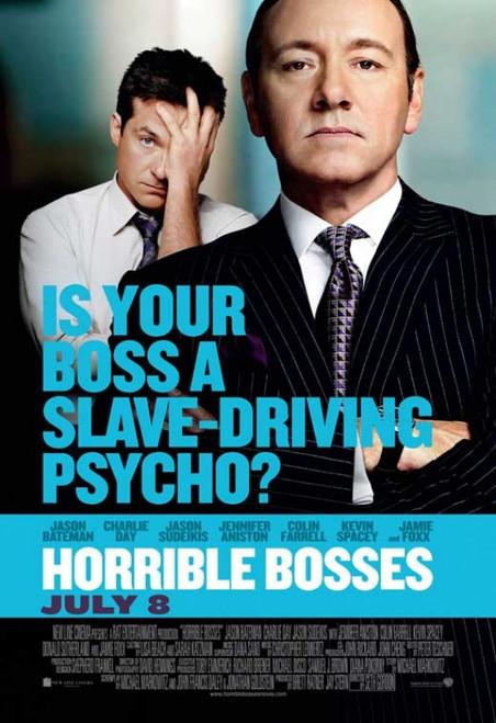 Horrible Bosses Movie Poster Print (27 x 40) - Item # MOVGB36804