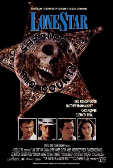 Lone Star Movie Poster (11 x 17) - Item # MOV204228