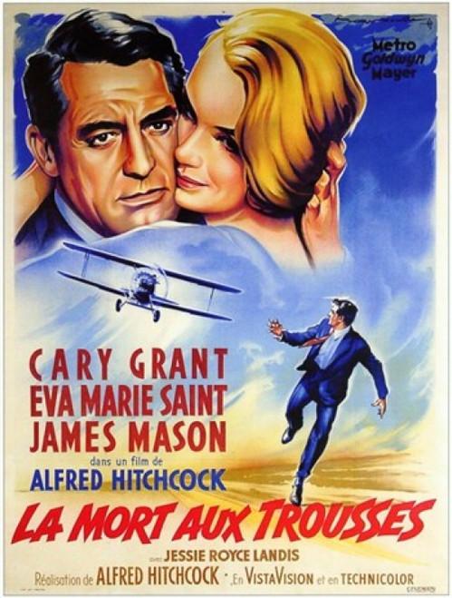 North By Northwest Movie Poster (11 x 17) - Item # MOV242270
