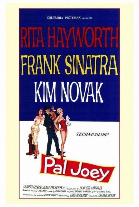 Pal Joey Movie Poster Print (27 x 40) - Item # MOVGF2185
