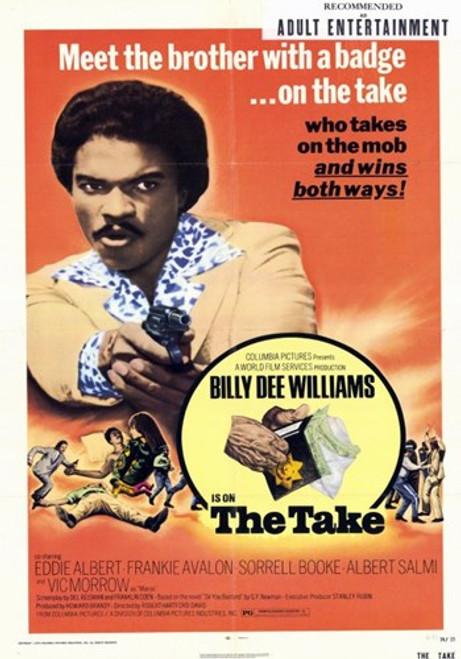 The Take Movie Poster (11 x 17) - Item # MOV365210
