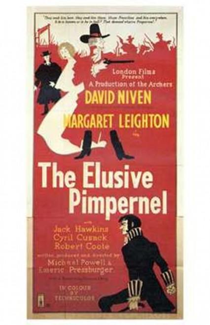 The Elusive Pimpernel Movie Poster (11 x 17) - Item # MOV199557