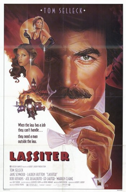Lassiter Movie Poster (11 x 17) - Item # MOV233143