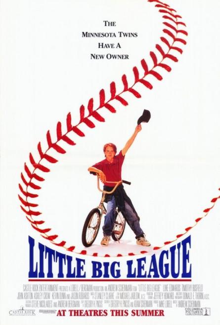 Little Big League Movie Poster Print (27 x 40) - Item # MOVCF5388