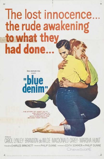 Blue Denim Movie Poster Print (27 x 40) - Item # MOVAB14363