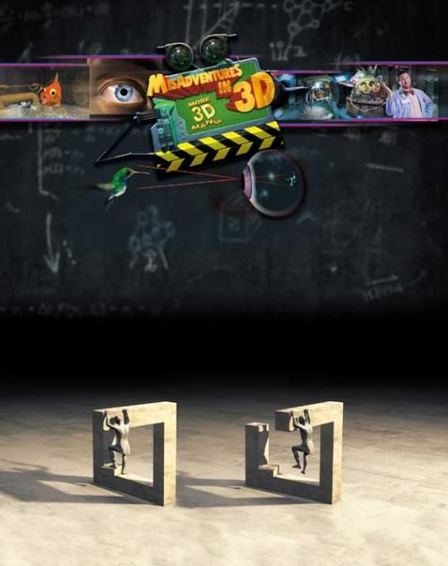 Misadventures in 3D Movie Poster Print (27 x 40) - Item # MOVIJ8045