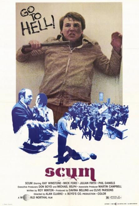 Scum Movie Poster Print (27 x 40) - Item # MOVAF7436