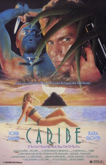 Caribe Movie Poster (11 x 17) - Item # MOV256235