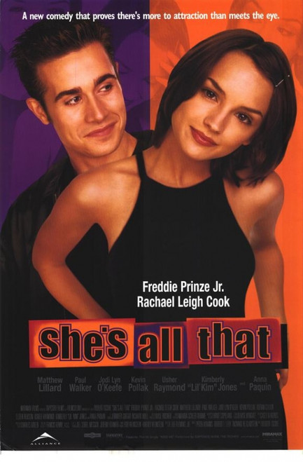 She's All That Movie Poster Print (27 x 40) - Item # MOVAH8628