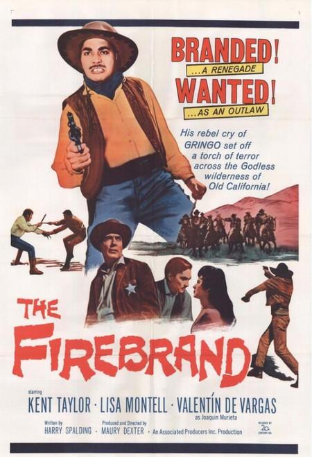 The Firebrand Movie Poster Print (27 x 40) - Item # MOVCH2223