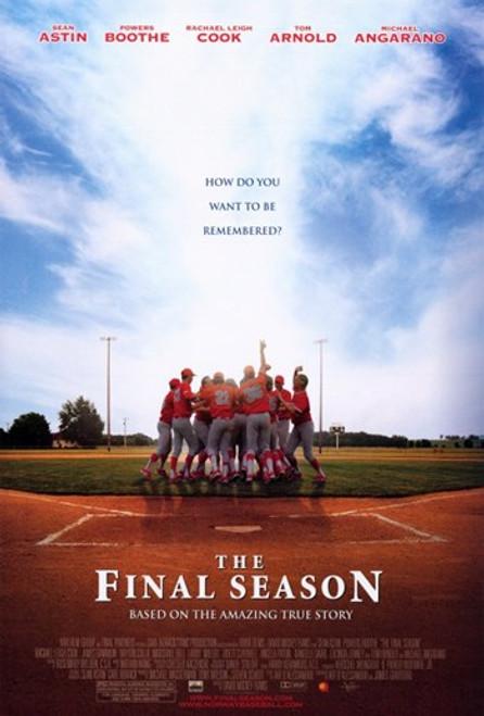 The Final Season Movie Poster (11 x 17) - Item # MOV403481