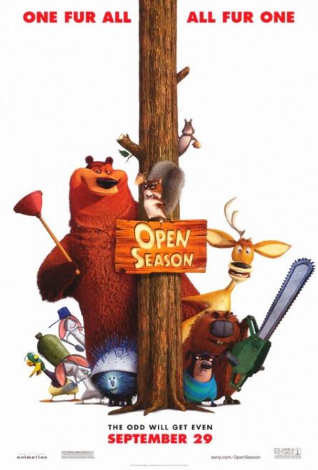 Open Season Movie Poster Print (27 x 40) - Item # MOVGH6434