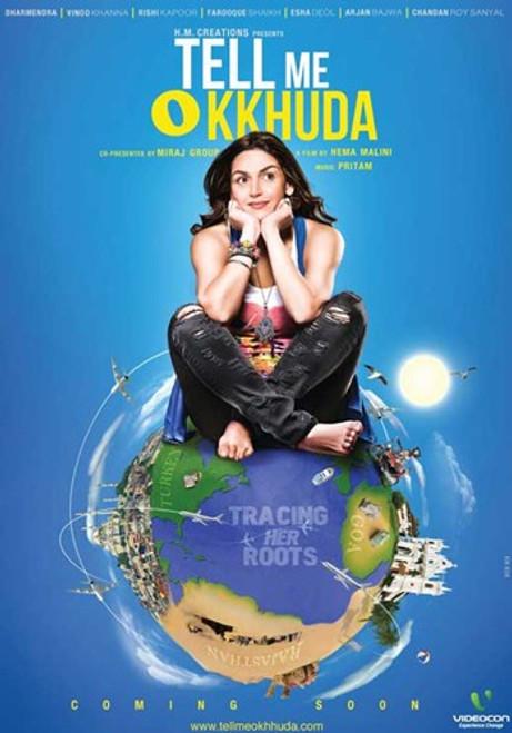 Tell Me O Kkhuda Movie Poster (11 x 17) - Item # MOVEB80724