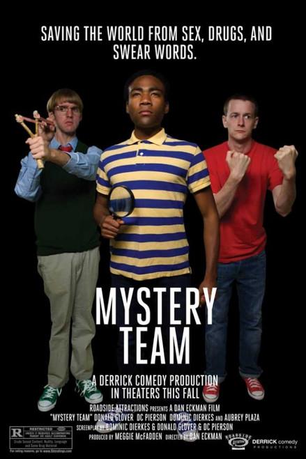 Mystery Team Movie Poster Print (27 x 40) - Item # MOVCB36140