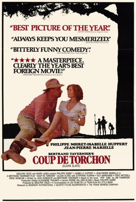 Coup de Torchon Movie Poster Print (27 x 40) - Item # MOVAH8308