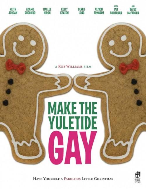 Make the Yuletide Gay Movie Poster Print (27 x 40) - Item # MOVIB51430