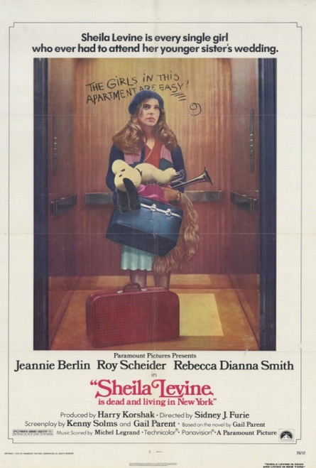 Sheila Levine is Dead and Living in New York Movie Poster Print (27 x 40) - Item # MOVCH0346