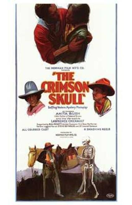 The Crimson Skull Movie Poster (11 x 17) - Item # MOV198288
