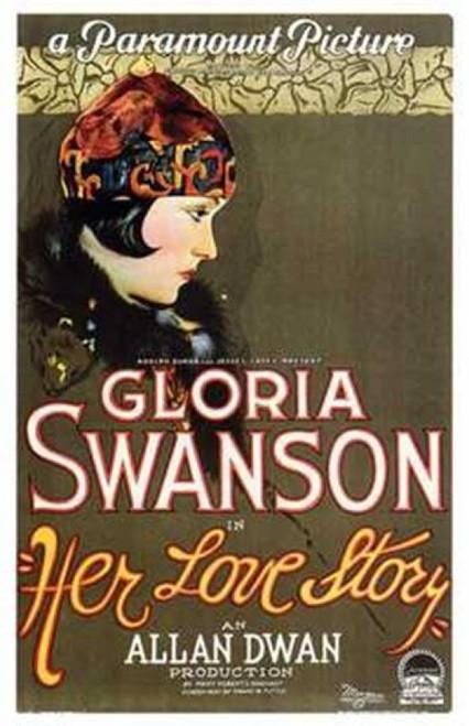 Her Love Story Movie Poster (11 x 17) - Item # MOV143169
