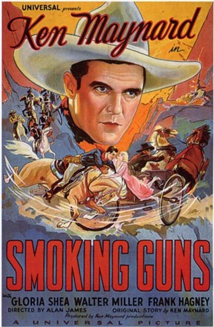 Smoking Guns Movie Poster (11 x 17) - Item # MOV198319