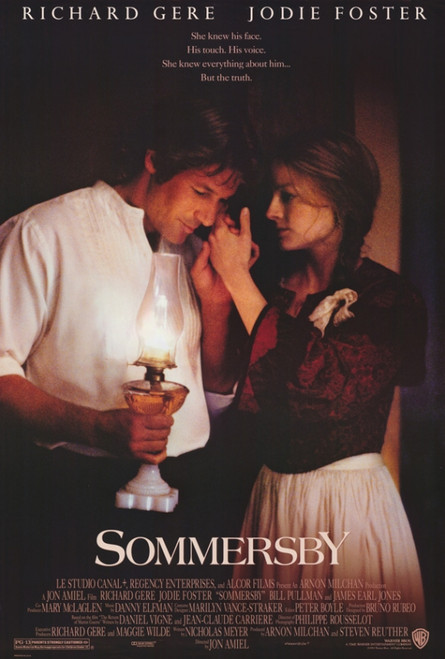 Sommersby Movie Poster Print (27 x 40) - Item # MOVGH5658