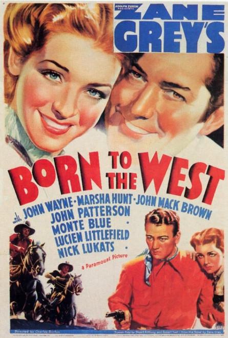 Born to the West Movie Poster Print (27 x 40) - Item # MOVGF6292