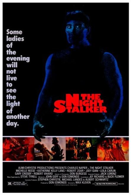 The Night Stalker Movie Poster (11 x 17) - Item # MOV256007