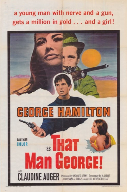 That Man George Movie Poster Print (27 x 40) - Item # MOVIH0274