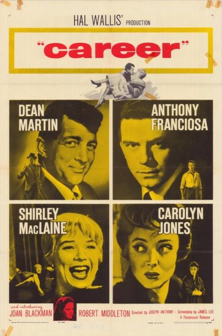 Career Movie Poster Print (27 x 40) - Item # MOVAH6495