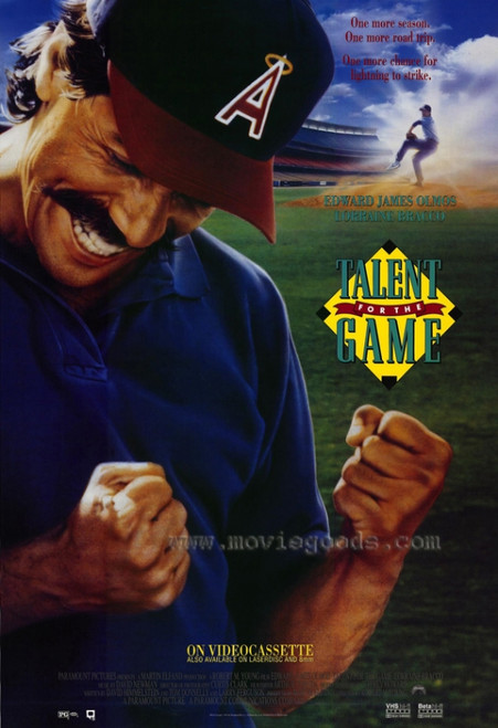 Talent for the Game Movie Poster Print (27 x 40) - Item # MOVIF0404