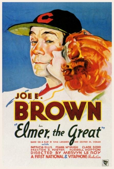 Elmer the Great Movie Poster Print (27 x 40) - Item # MOVAF5304