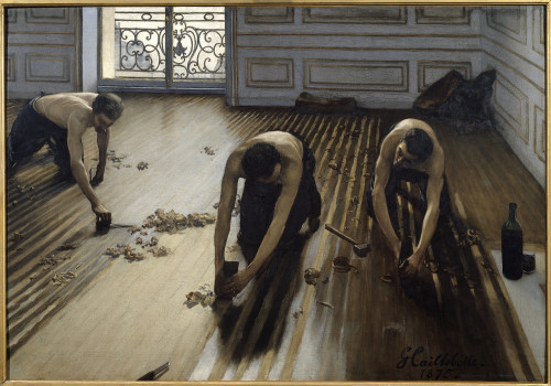3719  Gustave Caillebotte French School Poster Print - Item # VAREVCCRLA004YF510H