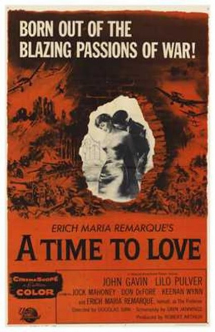 Time to Love Time to Die Movie Poster (11 x 17) - Item # MOV205251