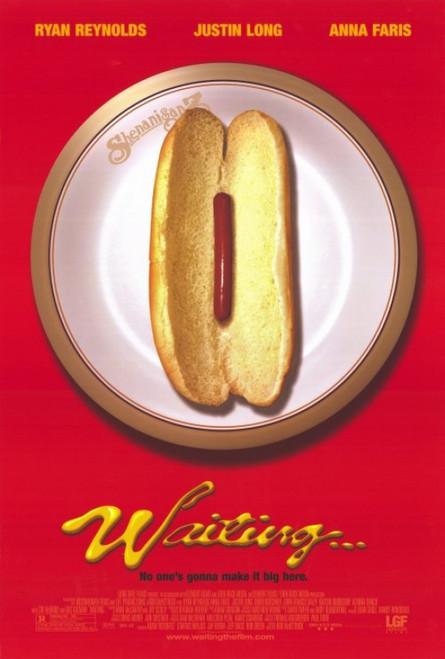 Waiting... Movie Poster Print (27 x 40) - Item # MOVIF9644
