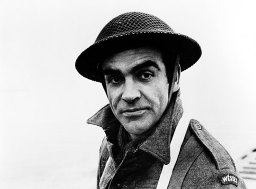 The Longest Day Sean Connery 1962. Tm And Copyright 20Th Century-Fox Film Corp. All Rights Reserved Photo Print - Item # VAREVCMBDLODAEC015H