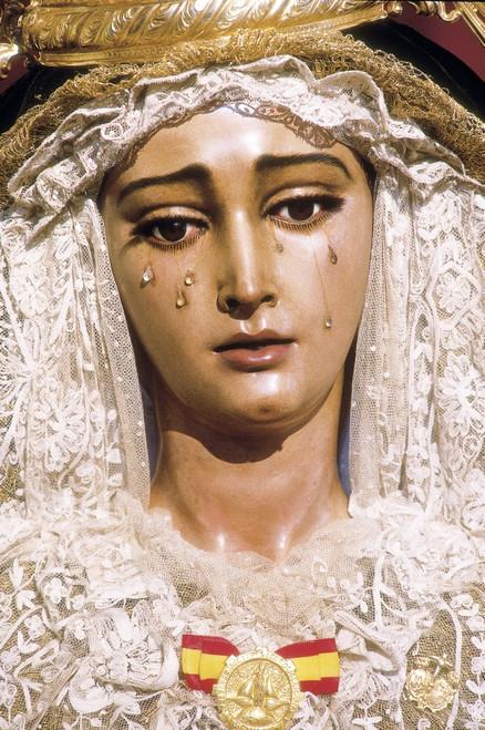 Spain Andalusia Sevilla Sevilla Virgin Of Guadalupe
