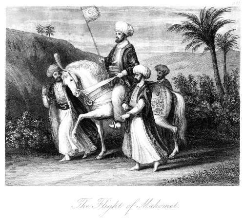 Mohammed (570-632). /Narabian Prophet And Founder Of Islam ...