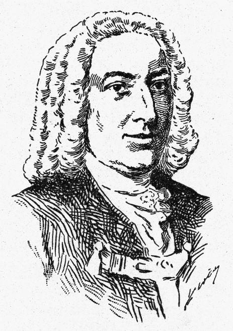 Daniel Bernoulli (1700-1782). /Nswiss Mathematician