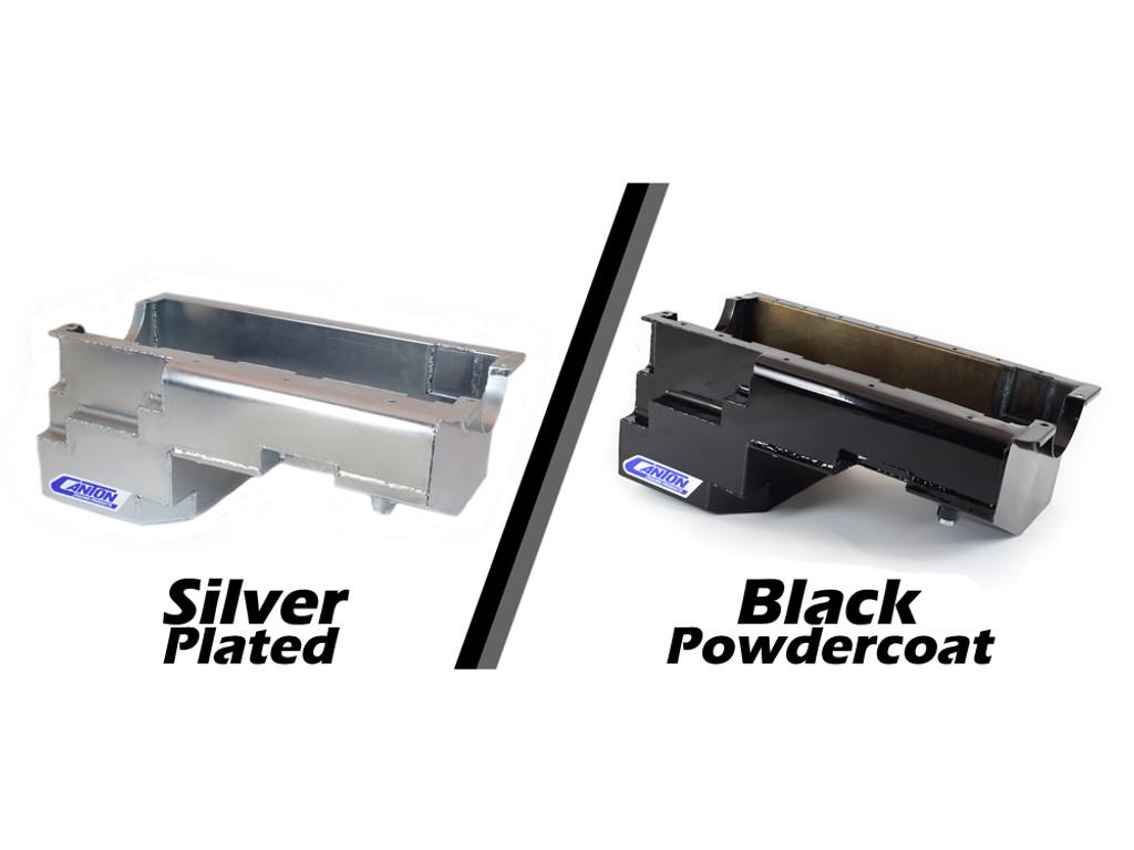 13-672SV Black Vs Silver