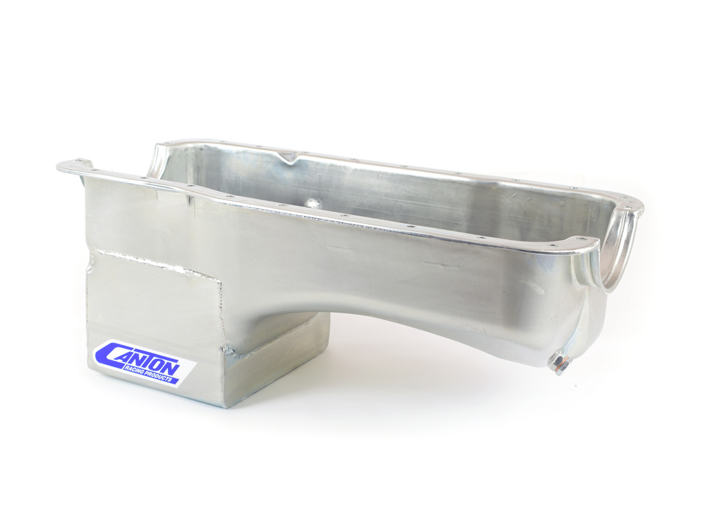 Ford 289-302 Deep Rear Sump Street Pan