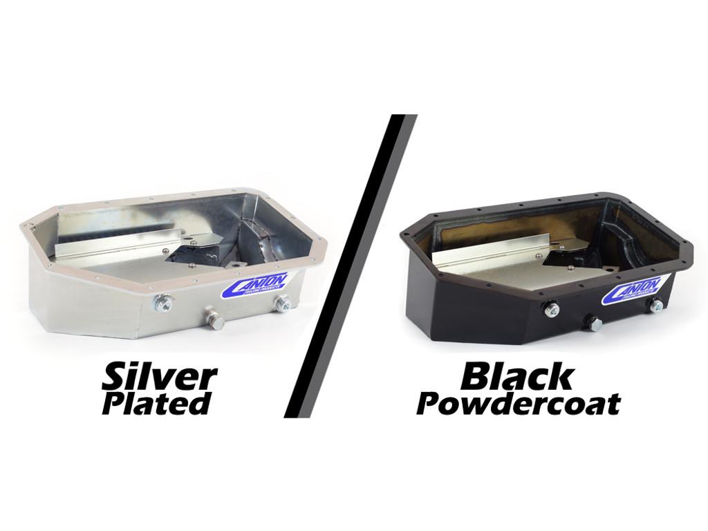 15-964S Black Vs Silver