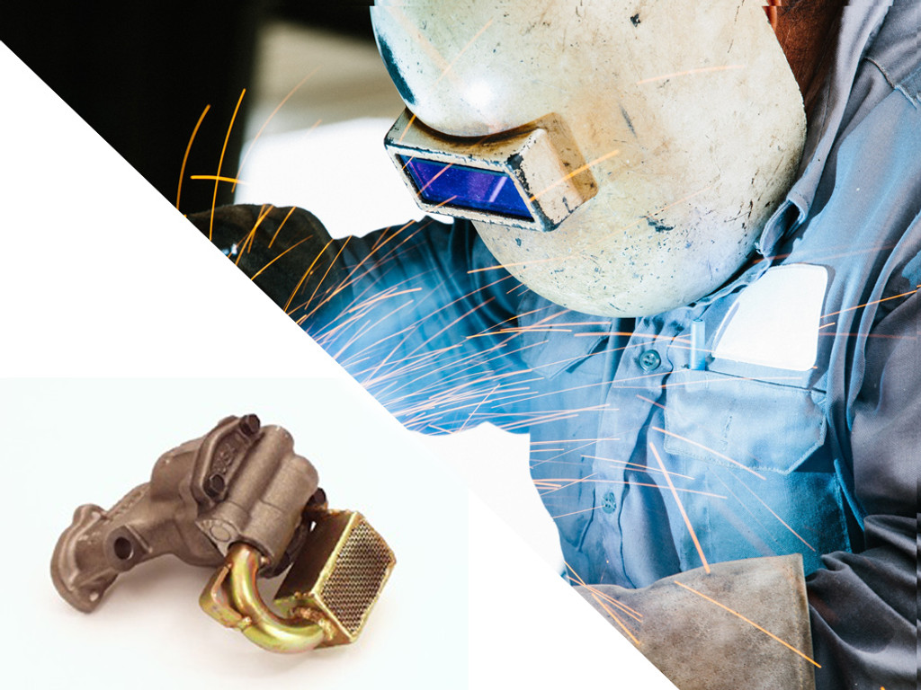 Welding Labor for Pickup Pump