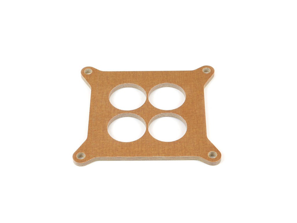85-154 Phenolic Carburetor Spacer For 4150/4160 Holley 4 Hole 1/4